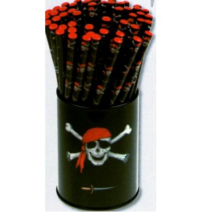 Piraten-Bleistift