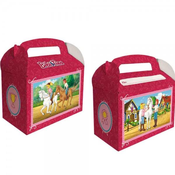Bibi und Tina Geschenkbox 6St.