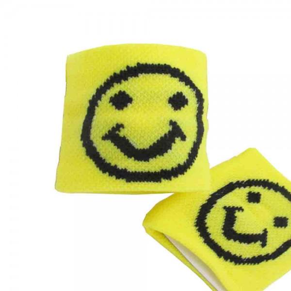 Schweißband Lachendes Gesicht 48 Stück