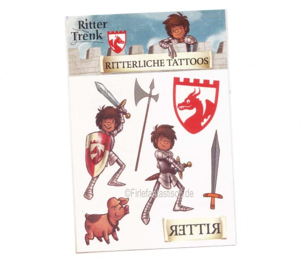 Tattoo Ritter Trenk