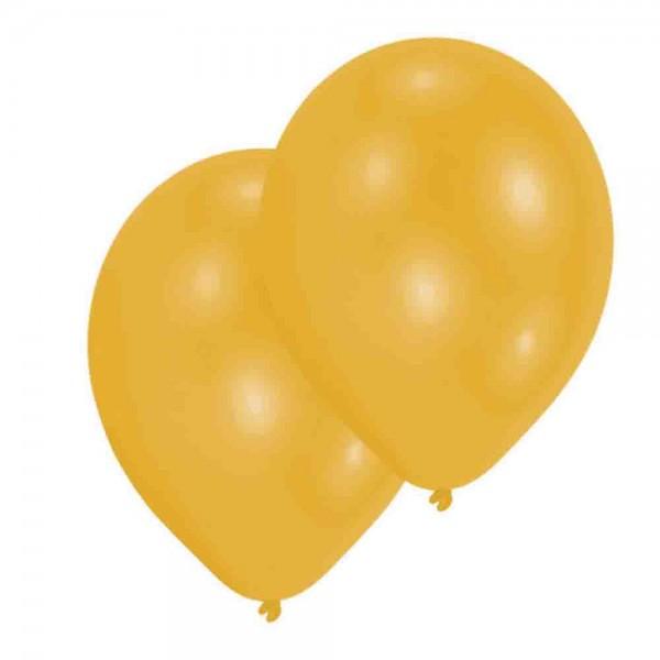 Ballons Perlmuttgold 25St.