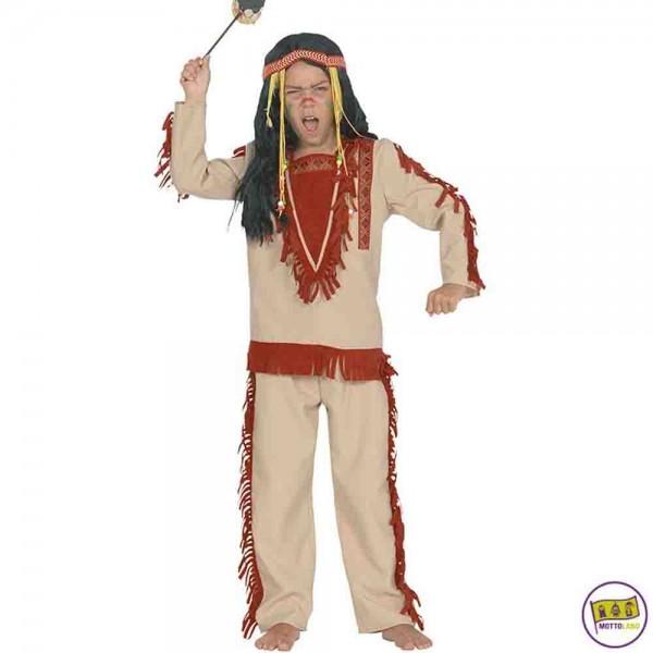 Indianer-Kostüm Paco