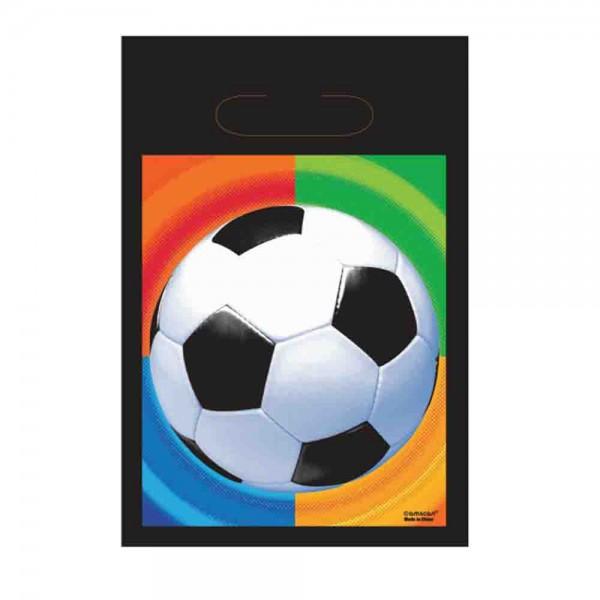 Geschenktüten Fußball für die Fußball-Mitgebsel