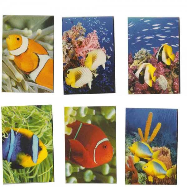 Fisch-Notizbuch