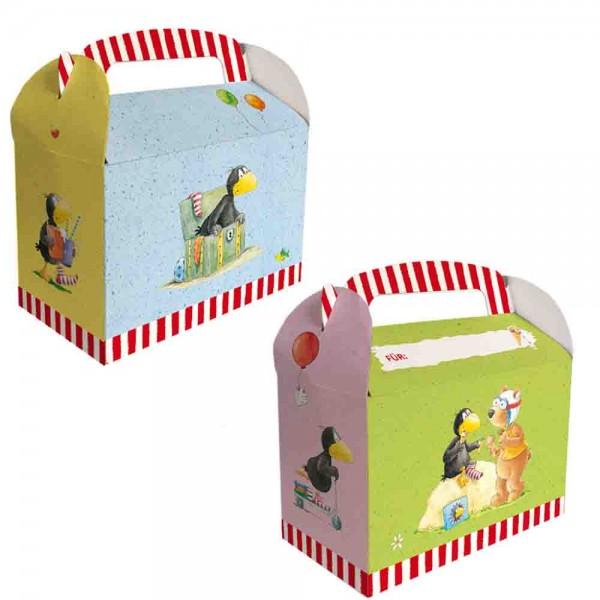 Der kleine Rabe Socke Geschenkbox 6St.