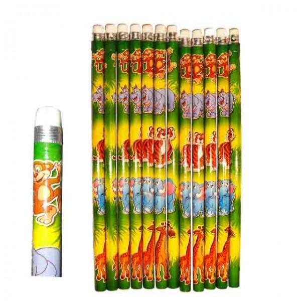 Dschungel-Bleistift 12Stück