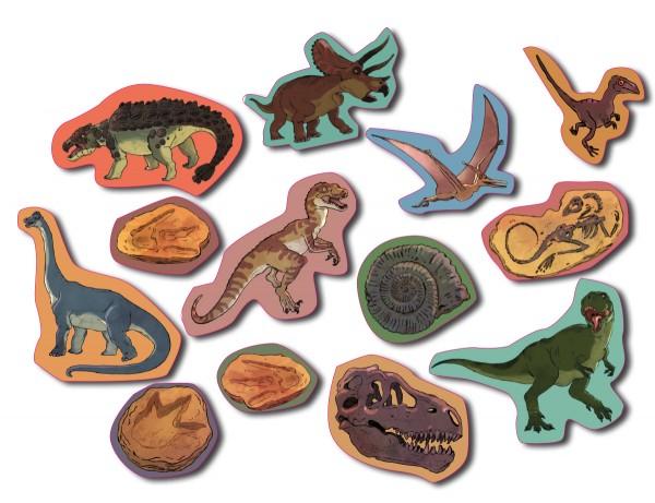 Dinosaurier-Konfetti XXL