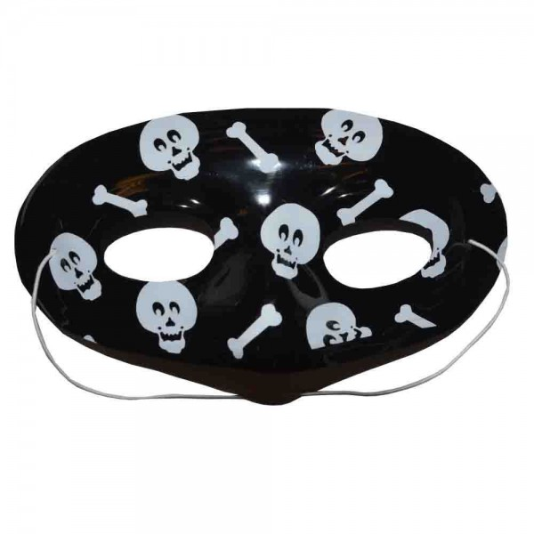 Augen-Maske Totenkopf