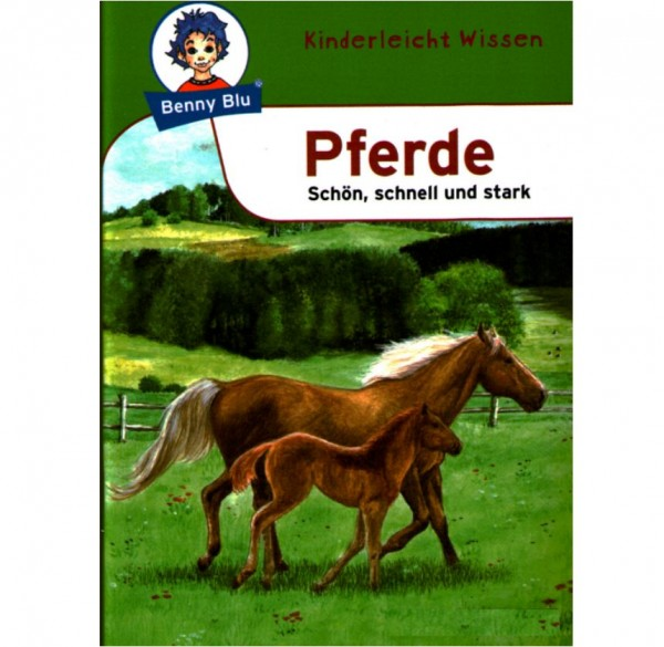 Wissensbuch-Pferde