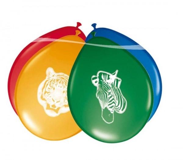 Dschungel-Ballons