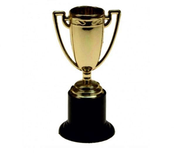 Gold-Pokal 12 Stück
