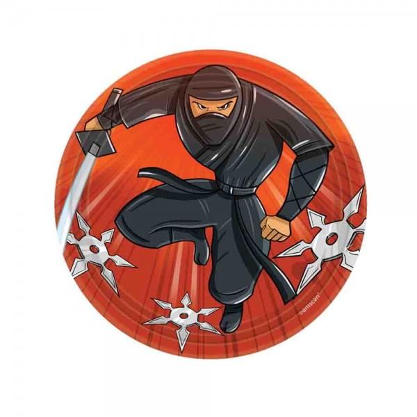 Ninja Teller klein