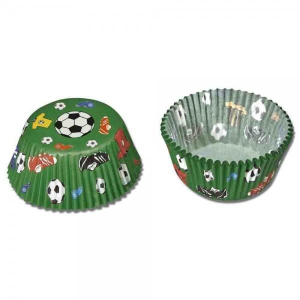 Fußball Muffinförmchen