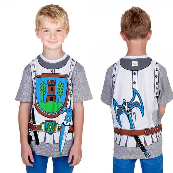 Ritter-Shirt - Größe wählen