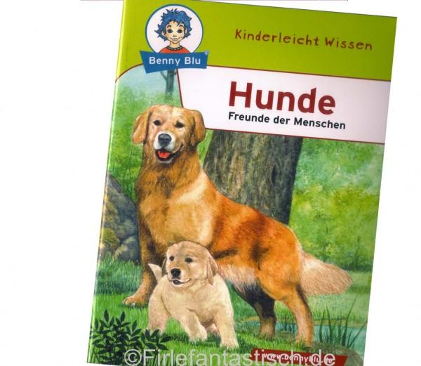 Wissensbuch-Hunde