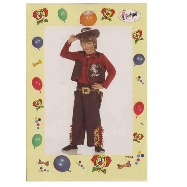 Cowboy-Kostüm Reiter