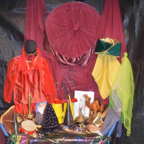 Verkauf Orient-Verkleidungskiste in der Kunststoffbox