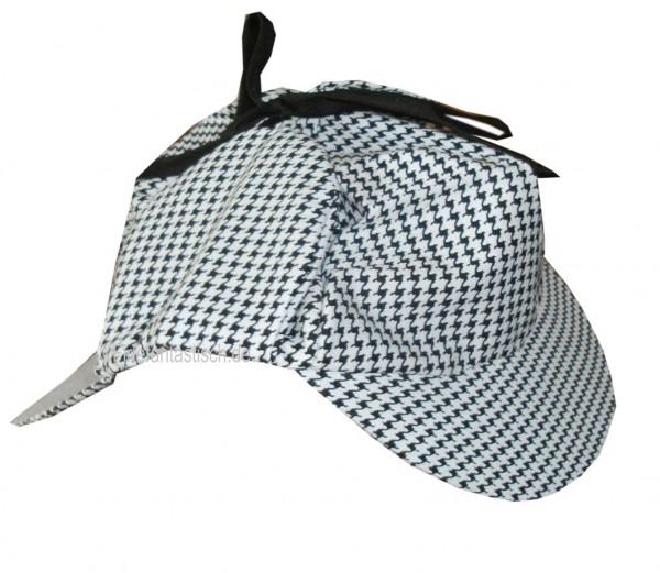 Sherlock-Holmes-Mütze