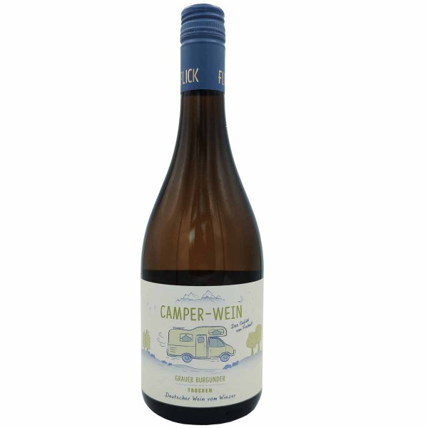 Wohnmobil-Wein / Camper-Wein 0,75l