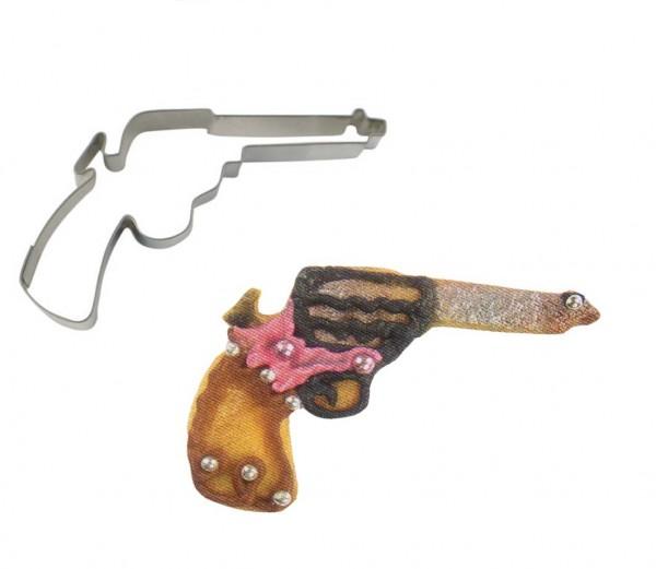 Keksausstecher Pistole