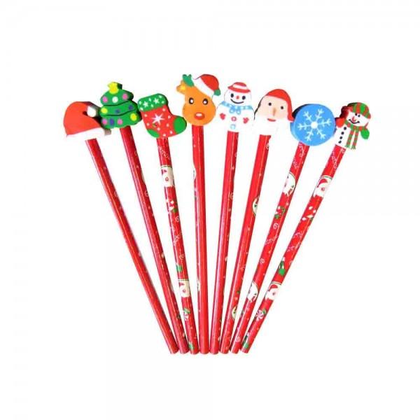 Bleistift Weihnachten