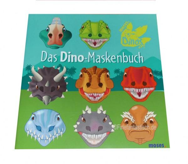 Dino-Masken-Buch