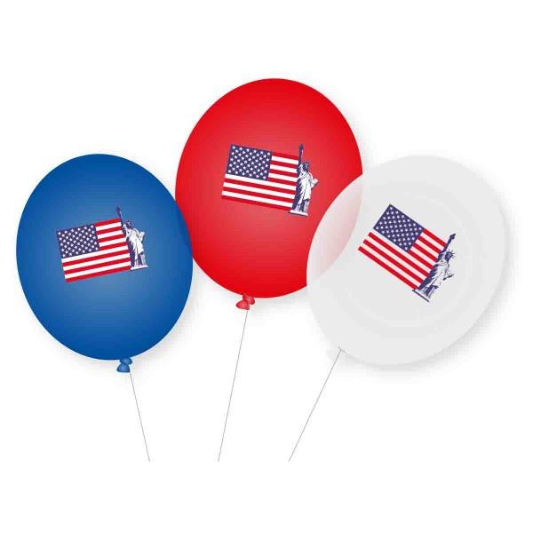 USA-Ballons 8St.