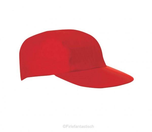 Rote Kappe zum Bemalen