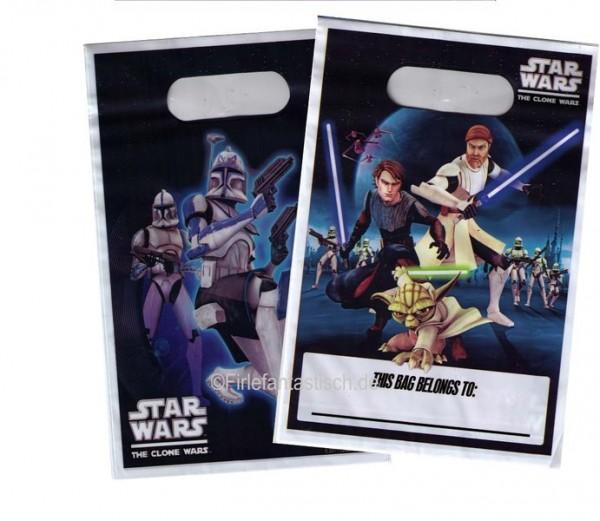 Star Wars Geschenktüte schwarz