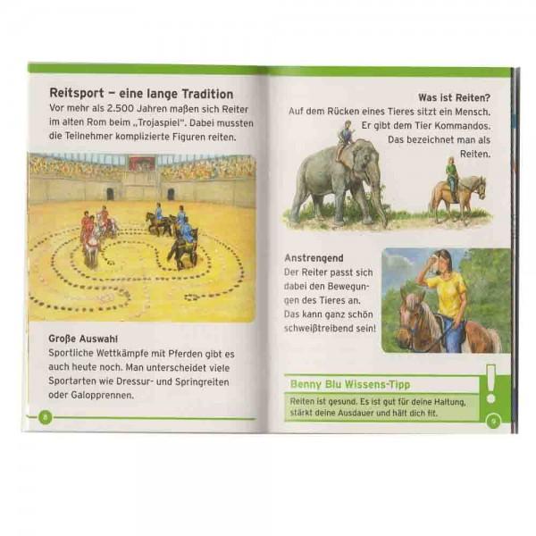 Wissensbuch-Reiten