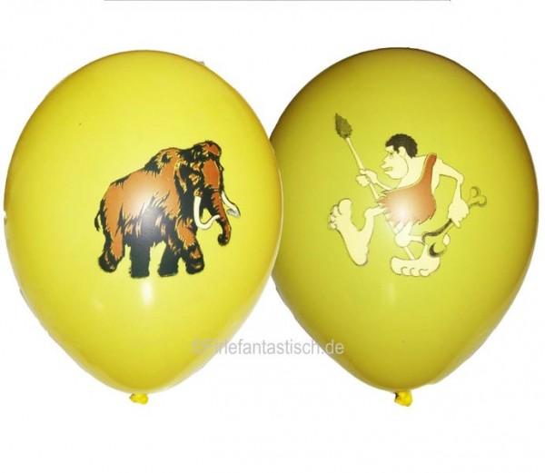 Steinzeit-Ballons 8St.