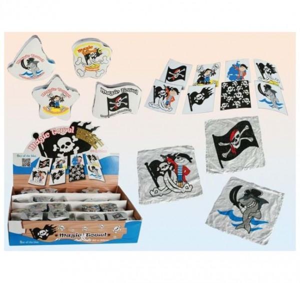 Magisches Piraten-Handtuch