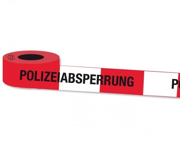 Tolles Dekoelement für die Polizeiparty