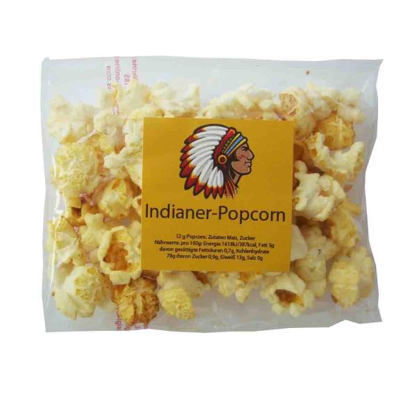 10 leckere Indianer Popcorn Tütchen