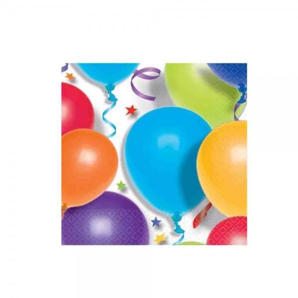Geburtstagsservietten für die Party