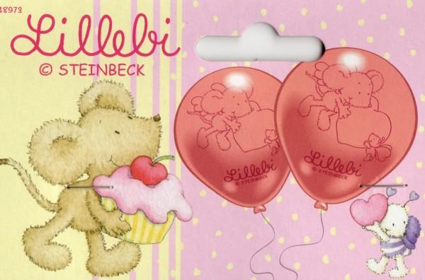 Luftballon Lillebi