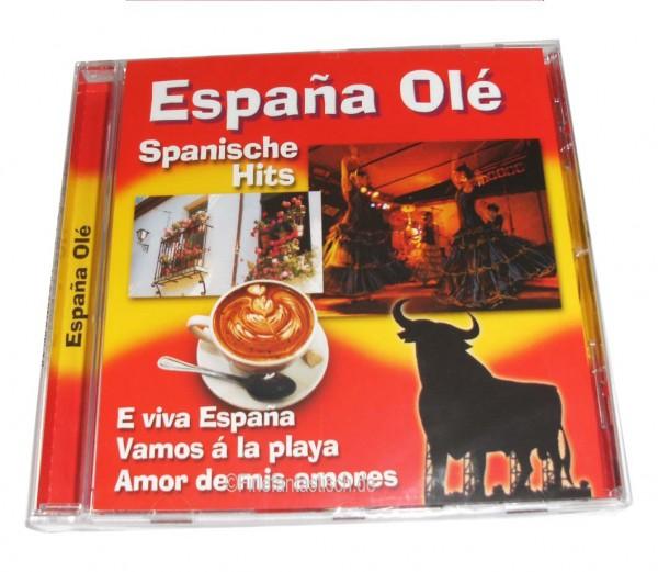 Spanien-CD