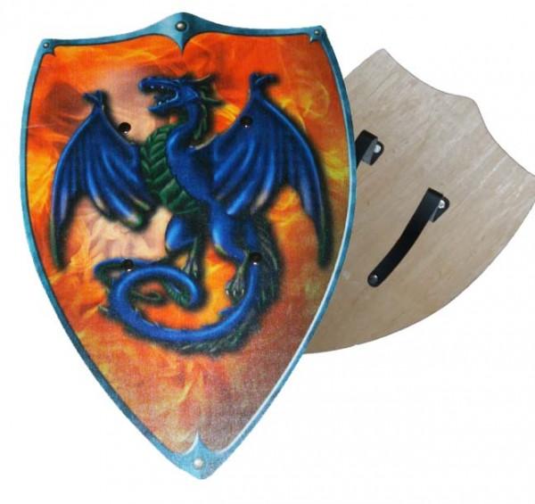 Ritterschild Drachen