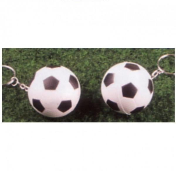 Fußball als Schlüsselanhänger