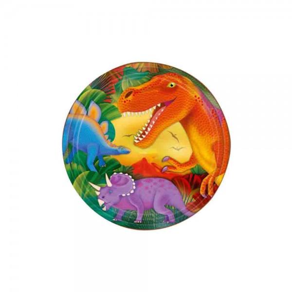 Dinosaurier-Teller