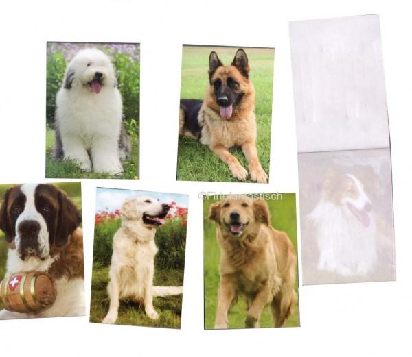 Hunde-Notizbuch