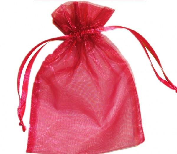 Organza-Säckchen Rosa