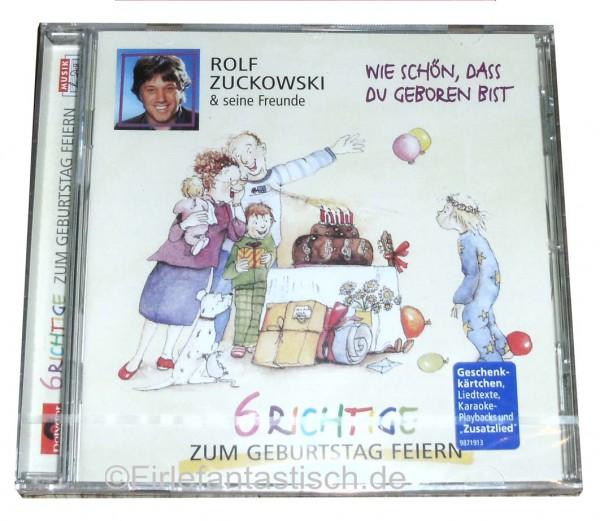 Geburtstagsfest-CD