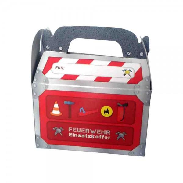 Feuerwehr-Geschenkbox 6St.
