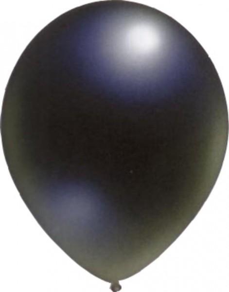 Ballons Schwarz 100St.