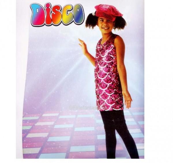 Disco-Kleid Pailetten