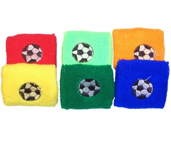 Fußball Schweißband 12Stück
