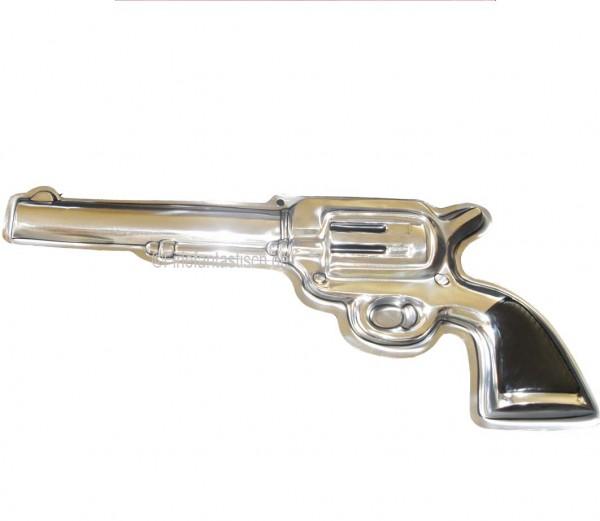 Riesen Pistole-Wanddeko - 3D