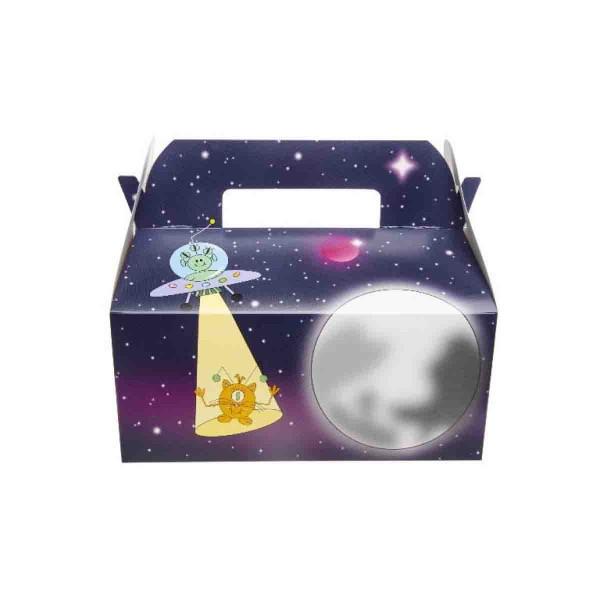 Geschenkbox Weltraum 12 Stück