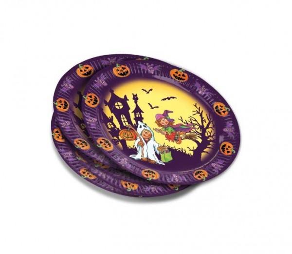 Becher Halloween